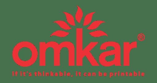 Omkar Print Lab Logo