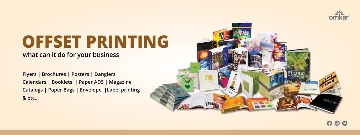 Offset Printing Bangalore